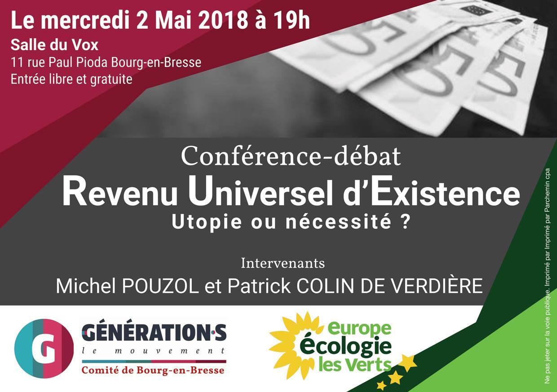rue conference débat